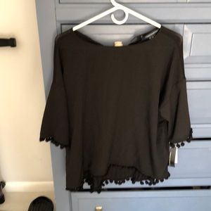 NWT French connection shirt. Medium